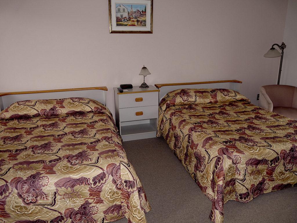 Motel Nolen - Motel region Charlevoix - Hebergement Charlevoix - Ou dormir - ou se loger - Municipalité Saint-Siméon - village charlevoix - charlevoix baleine